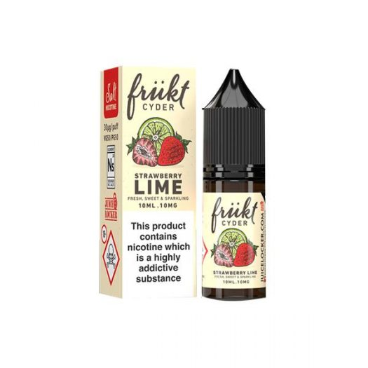 JWNBF0154X0129 525x525 - 10mg Frukt Cyder 10ml Flavoured Nic Salts (50VG/50PG)