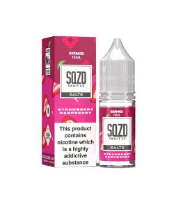 10mg Sqzd Flavoured Nic Salts 10ml  (50VG/50PG) 4