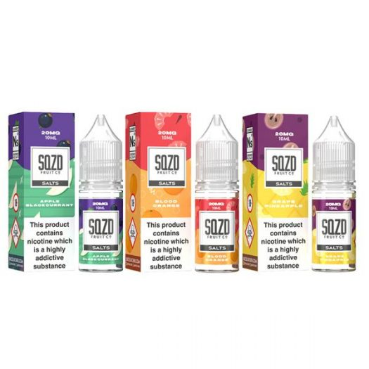 JWNBF0168X0129 22 525x525 - 10mg Sqzd Flavoured Nic Salts 10ml  (50VG/50PG)