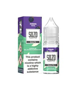JWNBF0171X0129 250x300 - 10mg Sqzd Flavoured Nic Salts 10ml  (50VG/50PG)