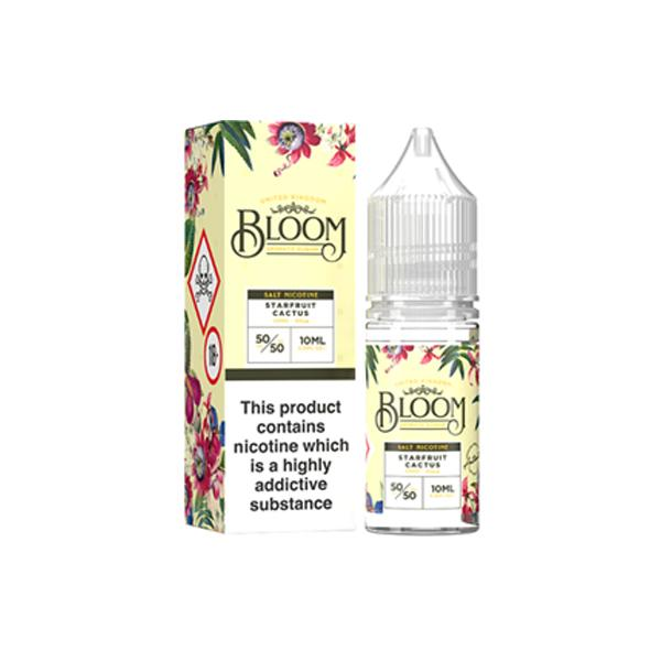 JWNBF0181X0129 525x525 - 10mg Bloom Nic Salt 10ml (50VG/50PG)