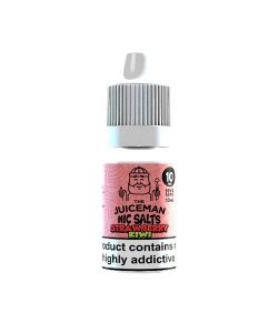 JWNBG0023X0009 250x300 - 20mg The Juiceman 10ml Flavoured Nic Salt (50VG/50PG)