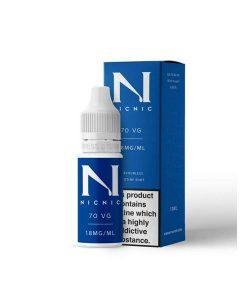JWNNicotineShot10ml70VG 250x300 - 18mg Nic Nic Flavourless Nicotine Shot 10ml 70VG