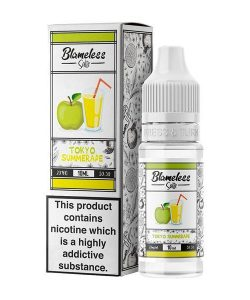 10mg Blameless Juice Co. 10ml Nic Salts (50VG/50PG) 3