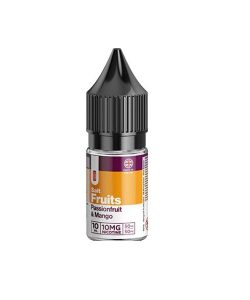 10mg Red Fruits 10ml Flavoured Nic Salt (50VG/50PG) 2