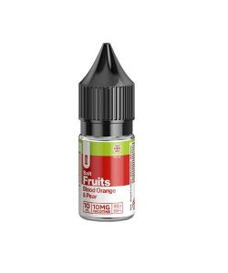 10mg Red Fruits 10ml Flavoured Nic Salt (50VG/50PG) 4