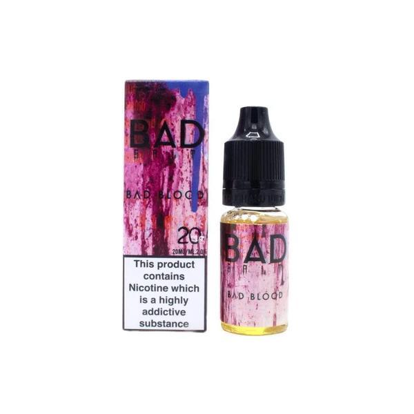 JWN0mgBadDripNic1 525x525 - 10mg Bad Drip Nic Salts 10ml (50VG/50PG)