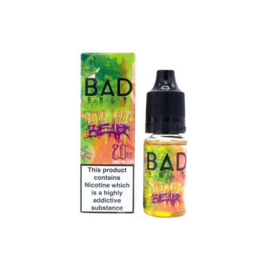 JWN0mgBadDripNic3 1 525x525 - 10mg Bad Drip Nic Salts 10ml (50VG/50PG)