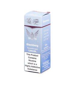 City Vape 18mg 10ml Flavoured E-liquid (30VG/70PG) 12