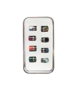 Replacement 510 Drip Tip Set - Pack of 8 1