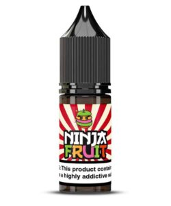 10MG Nic Salts by Ninja Fruit (50VG/50PG) 10