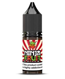 10MG Nic Salts by Ninja Fruit (50VG/50PG) 9