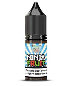 10MG Nic Salts by Ninja Fruit (50VG/50PG) 5