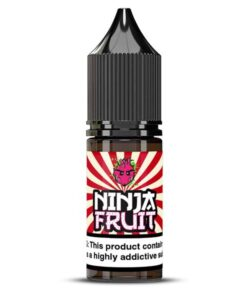 10MG Nic Salts by Ninja Fruit (50VG/50PG) 4