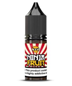 10MG Nic Salts by Ninja Fruit (50VG/50PG) 1
