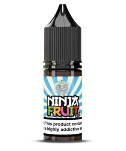10MG Nic Salts by Ninja Fruit (50VG/50PG) 6