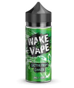 Wake N Vape 100ml Shortfill 0mg (70VG/30PG) 12