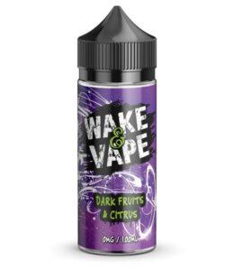 Wake N Vape 100ml Shortfill 0mg (70VG/30PG) 5