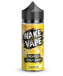 Wake N Vape 100ml Shortfill 0mg (70VG/30PG) 9