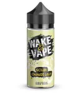 Wake N Vape 100ml Shortfill 0mg (70VG/30PG) 4