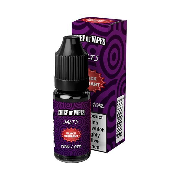 JWNBH0143X0109 37 525x525 - 10mg Chief of Vapes Sweets Flavoured Nic Salt 10ml (50VG/50PG)