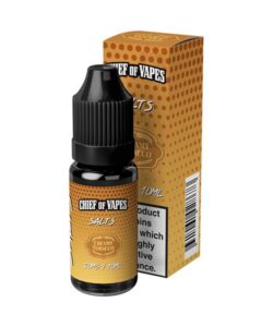 10mg Chief of Vapes Sweets Flavoured Nic Salt 10ml (50VG/50PG) 2