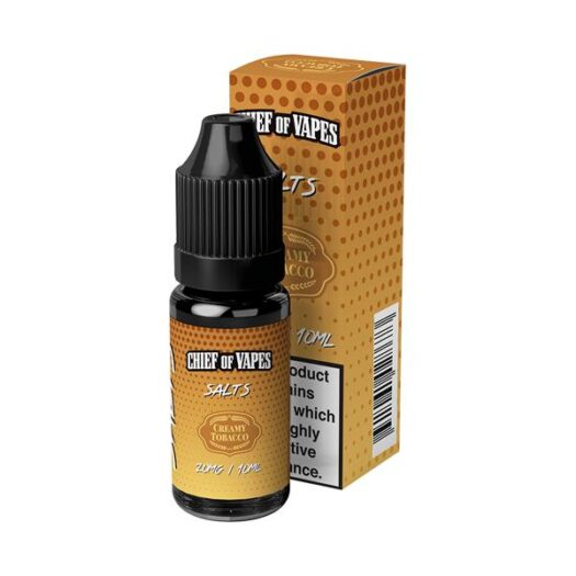 JWNBH0143X0109 90 525x525 - 10mg Chief of Vapes Sweets Flavoured Nic Salt 10ml (50VG/50PG)