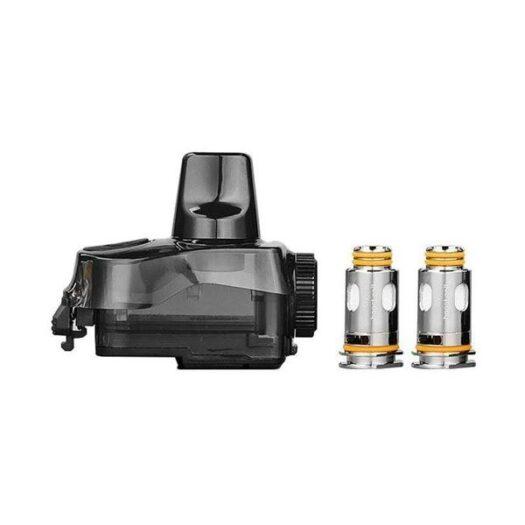 JWNAegisBoostPluscoilpod 525x525 - Geekvape Aegis Boost Plus Replacement Pod Large (Coils Included)