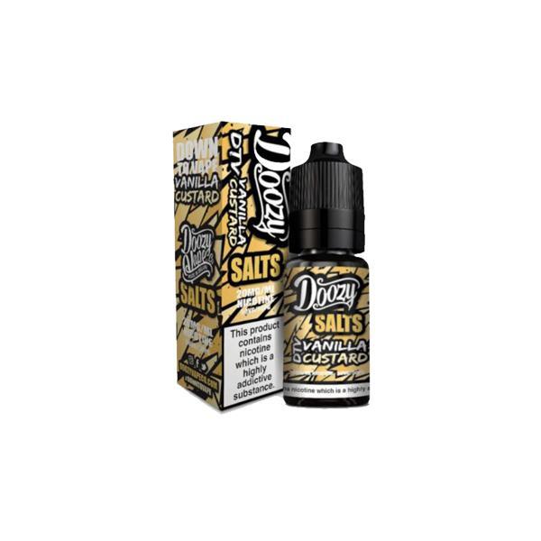 JWNBD0228X0104 525x525 - 10mg Doozy Vape Co Nic Salt 10ml (50VG/50PG)