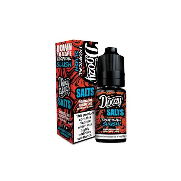 JWNBD0229X0104 92 525x525 - 10mg Doozy Vape Co Nic Salt 10ml (50VG/50PG)