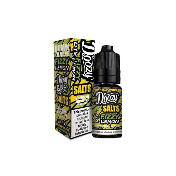 JWNBD0234X0104 525x525 - 10mg Doozy Vape Co Nic Salt 10ml (50VG/50PG)
