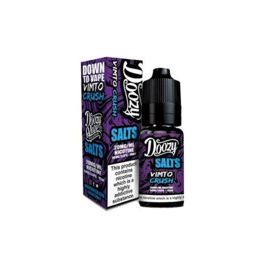 JWNBD0242X0104 525x525 - 10mg Doozy Vape Co Nic Salt 10ml (50VG/50PG)