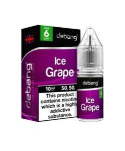 6mg Debang 10ml E-Liquid (50VG/50PG) 1
