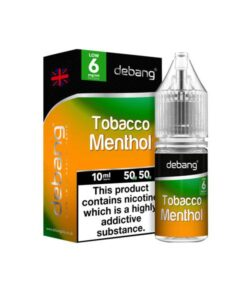 12mg Debang 10ml E-Liquid (50VG/50PG) 1