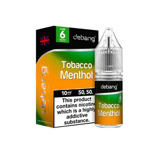 JWNBJ0189X0046 525x525 - 12mg Debang 10ml E-Liquid (50VG/50PG)