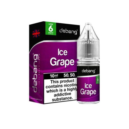 JWNBJ0194X0046 525x525 - 12mg Debang 10ml E-Liquid (50VG/50PG)