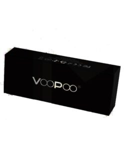 3 x Voopoo Uforce Extended Replacement Glass - For Drag 2 and Drag Mini 1