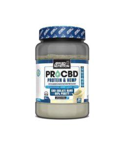 JWN7108058791277 250x300 - Applied Nutrition Pro CBD Protein & Hemp Powder - Vanilla