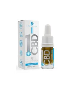 JWNAH0126X0051 250x300 - 1CBD 5% Pure Hemp 250mg CBD Oil Lite Edition 5ml