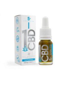 JWNAH0127X0051 250x300 - 1CBD 5% Pure Hemp 500mg CBD Oil Lite Edition 10ml