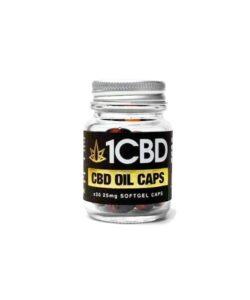 JWNAH0137X0051 250x300 - 1CBD Soft Gel Capsules 25mg CBD 30 Capsules
