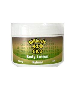 JWNAI0019X0022 250x300 - Billiards 420 CBD Body Oil Body Lotion 500MG 100G
