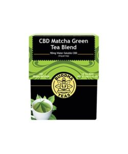JWNAI0023X0016 250x300 - Buddha Teas CBD Matcha Green Tea Bags 5mg