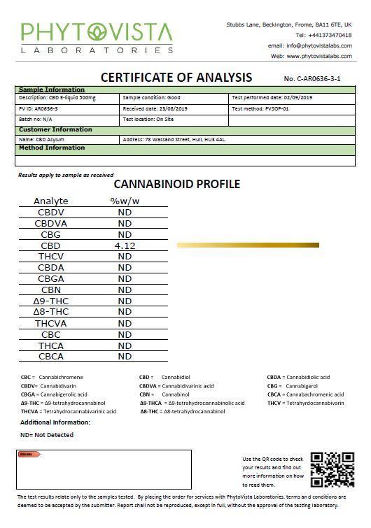 JWNAK0165X0049 32 525x748 - CBD Asylum 500mg CBD Sub Ohm E-liquid 25ml Shortfill (70VG/30PG)