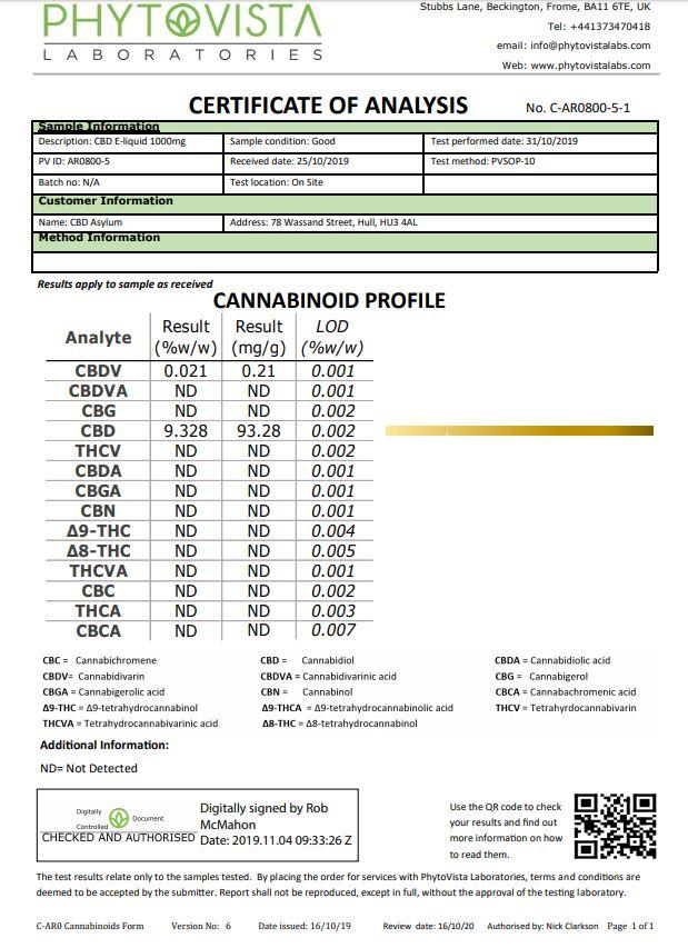 JWNAO0195X0049 5 525x723 - CBD Asylum 1000mg CBD E-liquid 10ml (70VG/30PG)