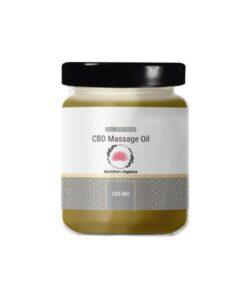JWNAQ0026X0141 250x300 - Blackthorn Organics 100mg CBD Massage Oil 95g