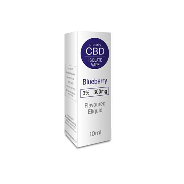 JWNBA0246X0035 525x525 - Clearly CBD 300mg CBD Isolate Vape Liquid 10ml