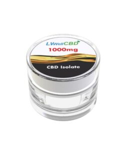 JWNBB0085X0066 250x300 - LVWell CBD 99%  Isolate 1000mg CBD