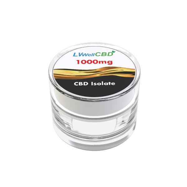 JWNBB0085X0066 525x525 - LVWell CBD 99%  Isolate 1000mg CBD