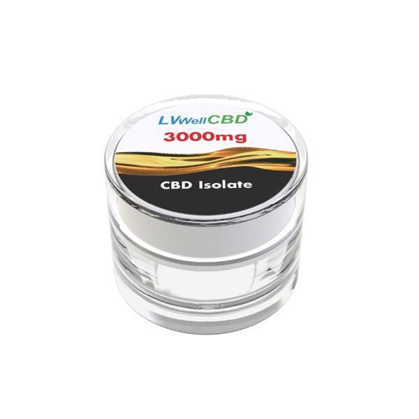 JWNBB0086X0066 525x525 - LVWell CBD 99%  Isolate 3000mg CBD